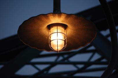 lightbulb abstract